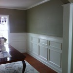 Crown Molding Chair Rail Wainscoting York PA - Arnie's Home Improvements