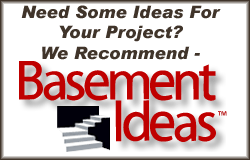 Basement Ideas - Arnie's Home Improvements
