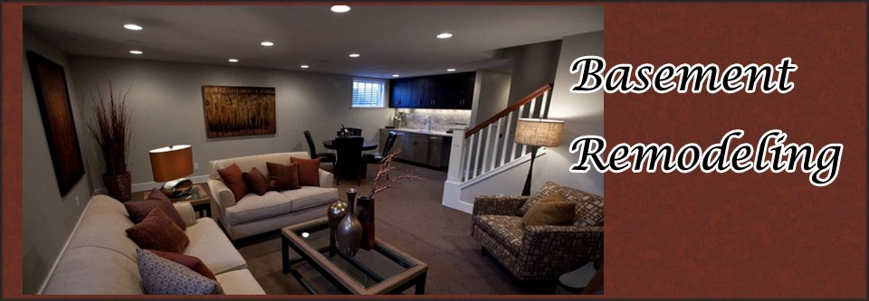 Arnie's Home Improvements - Basement Remodeling